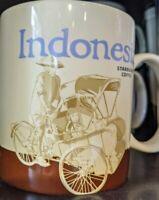 Starbucks Indonesia Coffee Mug 16oz