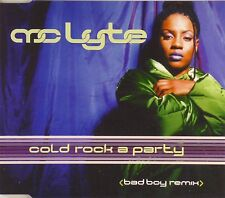 Maxi CD - MC Lyte - Cold Rock A Party (Bad Boy Remix) - #A3507