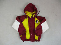 VINTAGE Starter Florida State Seminoles Jacket Youth Large Red FSU Football 90s*