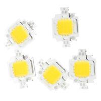 5 LED IC LAMPADINA BIANCO CALDO 10 WATT 3200K 800LM 9-12V C5U7