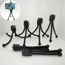Mini Kamera Ständer Foto Stativ Halterung Flexibel Handy Beine Tripod Mount Neu