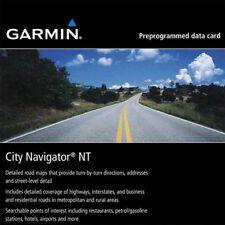 Garmin City Navigator NT Europa SD / MicroSD Karte