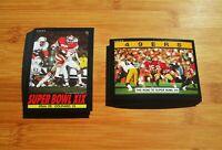 1985 Topps San Francisco 49ers TEAM SET - Joe Montana