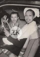 STAR & CAR Car JOSEPHINE BAKER JO BOUILLON Voiture Photo 1948 #43