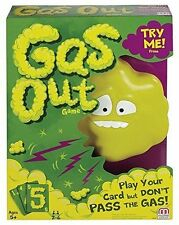 Mattel DHW40 Gas out Game - Multi-coloured