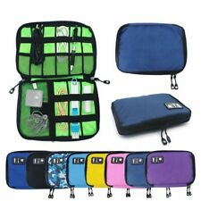 Portable Cable Organizer Bag Travel Digital Electronic Accessories Usb Charger