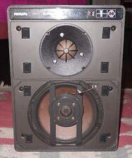 Casse acustiche Amplificate Philips 544  vintage anni '70