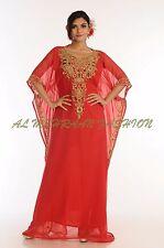 2020 Georgette Elegante Jilbāb Árabe Boda Vestido para Mujer Takshita 6003