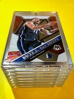 Luka Doncic MOSAIC WILL TO WIN SPECIAL INSERT EMBOSSED HOT MAVS CARD - Mint!