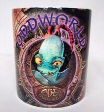 Oddworld Abes Oddysee PlayStation PS1- Coffee MUG CUP - Oddworld Inhabitants