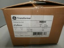 New GE Transformer 9T51B0010 Encapsulated Dry Type Transformer
