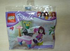 LEGO Friends 30102 Desk Olivia poly bag from 2012 computer