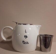 Teaforte I ❤️Tea Teapot Wirh Tea Infuser