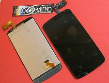 PRO1: DISPLAY LCD +TOUCH SCREEN PER HTC DESIRE 500 506E ASSEMBLATO VETRO VETRINO