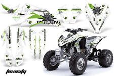 Kawasaki KFX450 AMR Racing Graphics Sticker Kits ATV KFX 450 DECALS 08-13 TOXIC