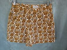 Vintage Arizona Size 13 High Waist Denim Shorts Nwot