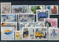 Berlin Jahrgang 1990 sauber postfrisch komplett 860 - 879,864,865,875... MNH