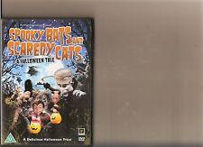 SPOOKY BATS AND SCAREDY CATS DVD KIDS INCLUDES RETRO CASPER CARTOON 6 EPISODES