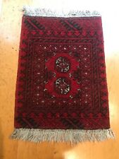 """Antique Hand Woven rug Size 20""""x 30"""""""