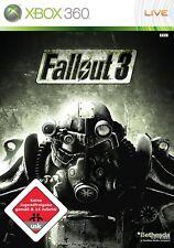 Xbox 360 Spiel - Fallout 3 (USK18)(mit OVP)
