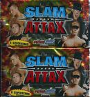 TOPPS WWE SLAM ATTAX 10X SINGLE PACKS 6 CARDS PER PACKET FREE POSTAGE