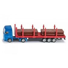 BRAND NEW - SIKU - 1659 - LOG TRANSPORTER - GREAT GIFT IDEA