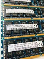 128GB 8 x 16Gb JDF1M SNPJDF1MC/16G DELL POWEREDGE RAM Memory 2Rx4 PC3-12800R