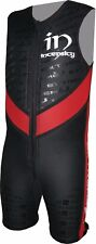 INTENSITY Mens Water Ski BAREFOOT EXTREME V Buoyancy Wetsuit Wet Suit NEW