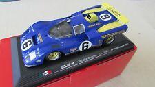 1971 Ferrari 512M Penske Sunoco Donohue Hobbs #6 Daytona 24 Hecho en Italia 1:18