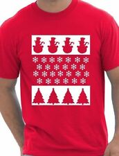 Gildan Christmas Singlepack T-Shirts for Men