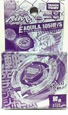 beyblade takara/hasbro metall kristall earth aquila 105hf/s earth eagle