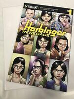 Valiant Harbinger Renegade #1 - 1:10 Clayton Henry Variant 2016