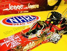 NHRA Scott Kalitta 1:24 Diecast JESSE JAMES West Coast Choppers DRAGSTER Nitro