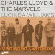 Charles Lloyd & The Marvels;lucinda Williams - Vanished Gardens NEW CD