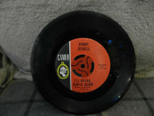 """Bobby Rydell's Mega Rare exciting release """"I'll Never Dance Again"""" on Cameo 1960"""