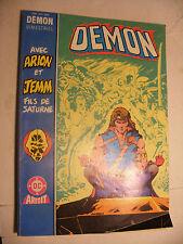 MARVEL DC Comics FRANCE BD AREDIT DEMON  n° 10