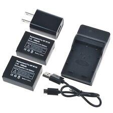Generic 2x 1300mAh NP-W126 Battery Combo For Fujifilm XE1 X-Pro1 XM1 X-T1 X-T10
