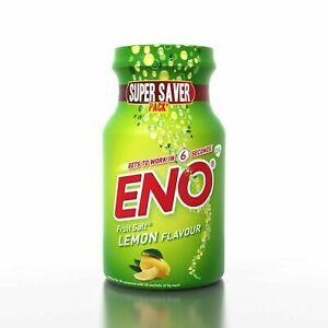 100g Bottle ENO Fruit Salt 100g-Fast Relief From Acidity-Lemon Flavour