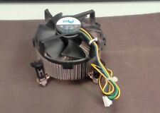 Intel C25704-002 Socket LGA775 CPU Copper Core Heatsink Fan 4-Pin