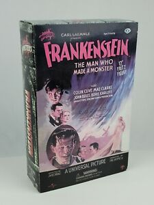 """Universal Monsters Dr. Frankenstein The Man Who Made The Monster 12"""" Figure NIP"""