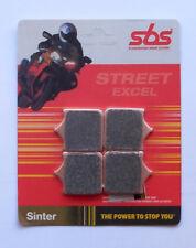Coppia Pastiglie Anteriori SBS Sinterizzate 870HS uso Strada BMW S1000RR