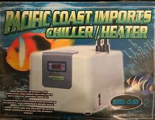 Pacific coast imports Cl-150 Micro Electronic Titanium Chiller Heater Aquarium