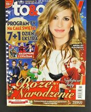 JULIA ROBERTS  mag.FRONT cover Poland  George Clooney,Marilyn Monroe