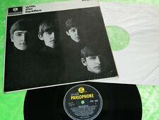 WITH THE BEATLES - Original 1963 UK 1st press JOBETE Y/B mono LP GD/VG 199