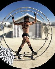 Handmade Mens Elastic Body Harness