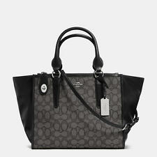 Coach Crosby Carryall in Signature Jacquard 33524
