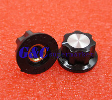 4PCS New MF-A01 Pot Knobs Bakelite Knob Potentiometer Knob Copper Best