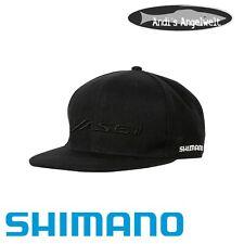 """Shimano Basecap Flat Brim verschiedene Farben NEU /""""Mesh/"""" und /""""Standard/"""""""
