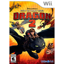 How to Train your Dragon 2 Wii [Factory Refurbished]