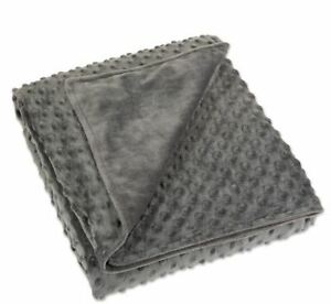 Weighted Blanket Duvet Cover - Ultra-Soft Removable Cover for Weighted Blankets